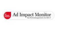 ad impact monitor logo