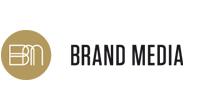 brand media logo