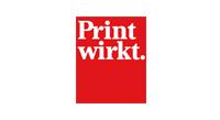 print wirkt logo