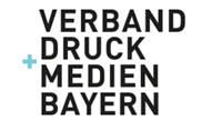 verband druck und medien bayern logo