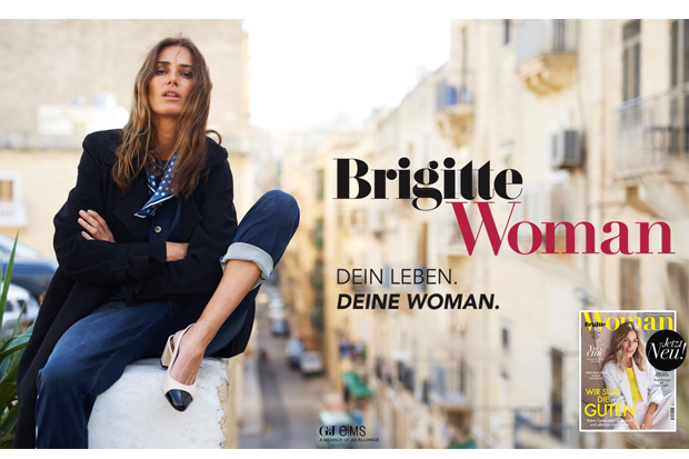 Relaunchpräsentation Brigitte Woman
